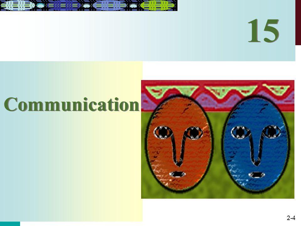 15 Communication