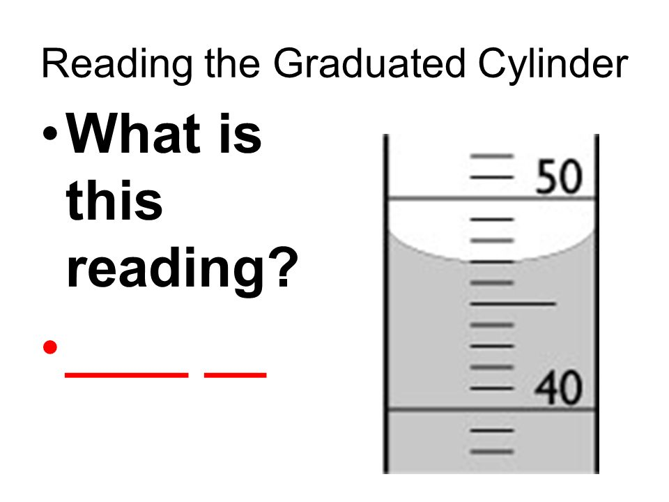 Daily Quiz Jan 3x2 Your homework should be on your desk ppt – Reading a Graduated Cylinder Worksheet