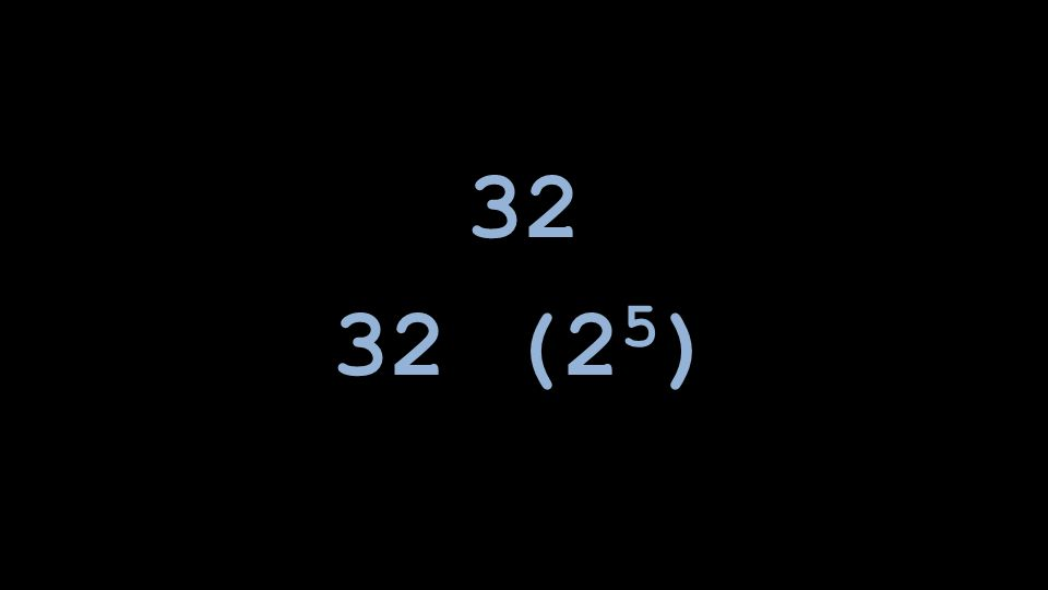 32 32 (25)