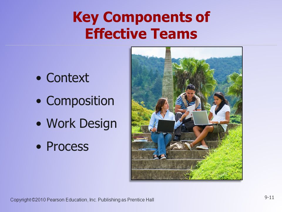 Key Components of Effective Teams