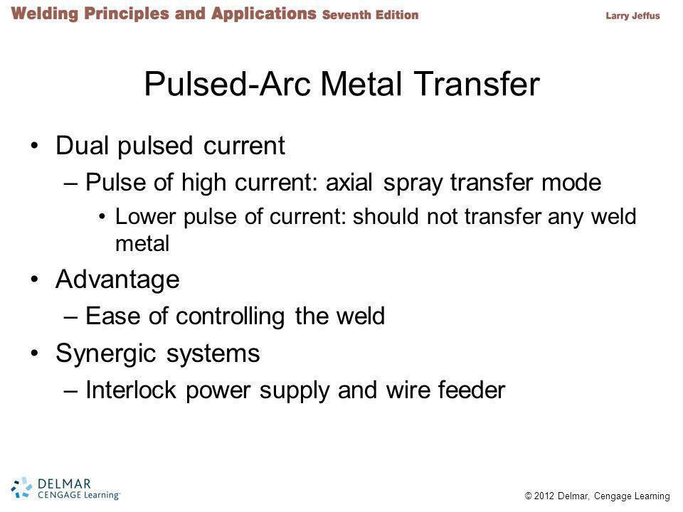 Pulsed-Arc Metal Transfer