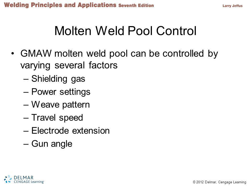 Molten Weld Pool Control