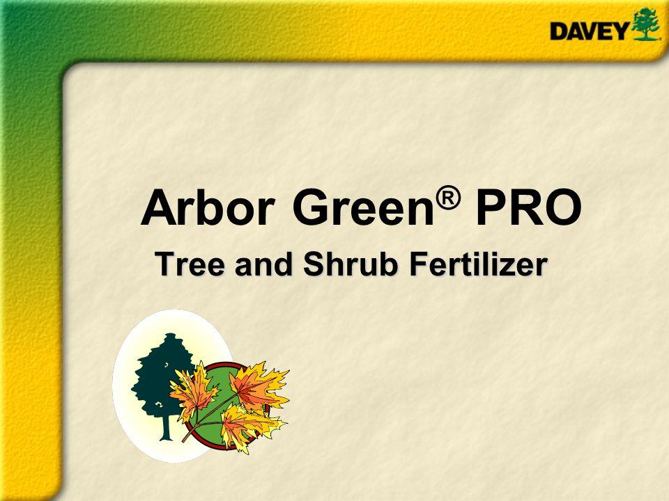 Tree and Shrub Fertilizer