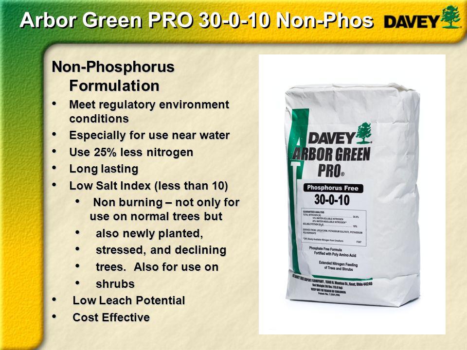 Arbor Green PRO 30-0-10 Non-Phos
