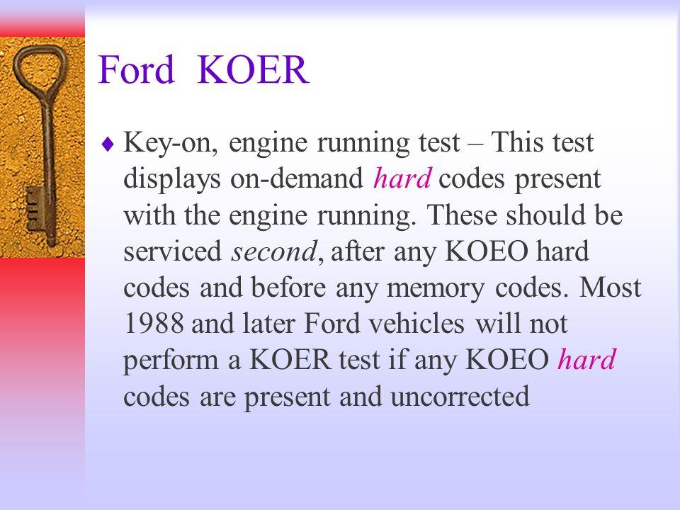 Ford KOER