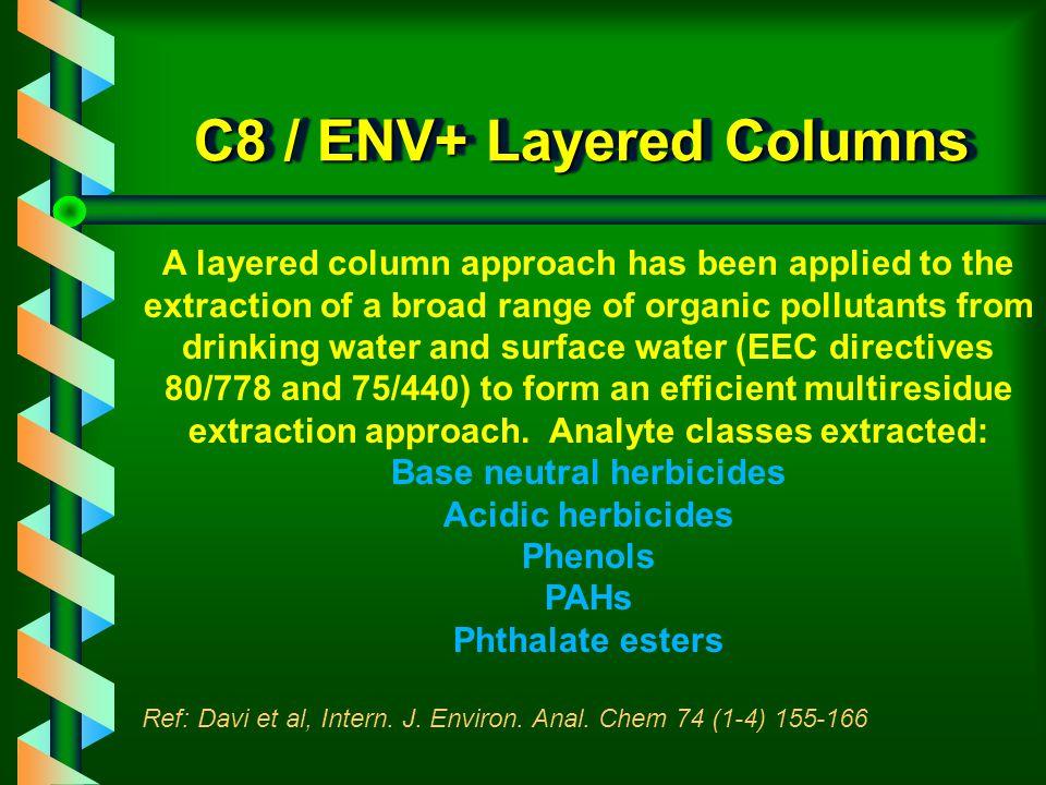 C8 / ENV+ Layered Columns