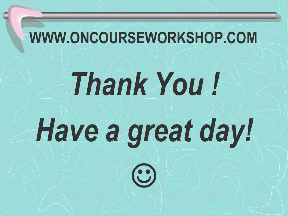 Thank You ! Have a great day! 