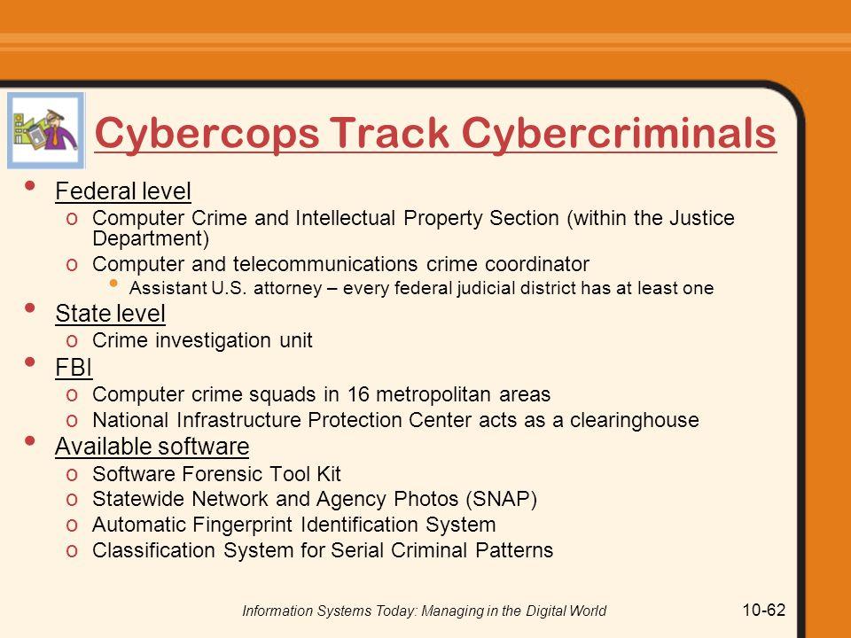 Cybercops Track Cybercriminals