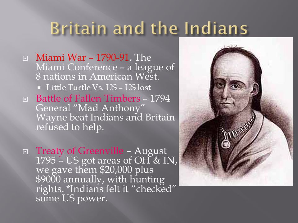 Britain and the Indians