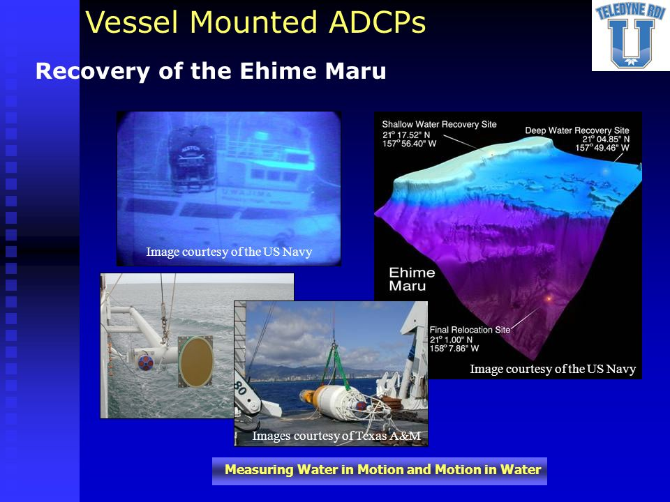 Recovery of the Ehime Maru