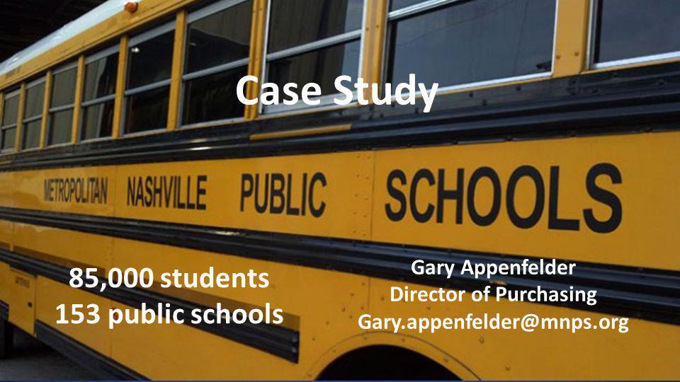 Metro Nashville Public Schools – Case Study