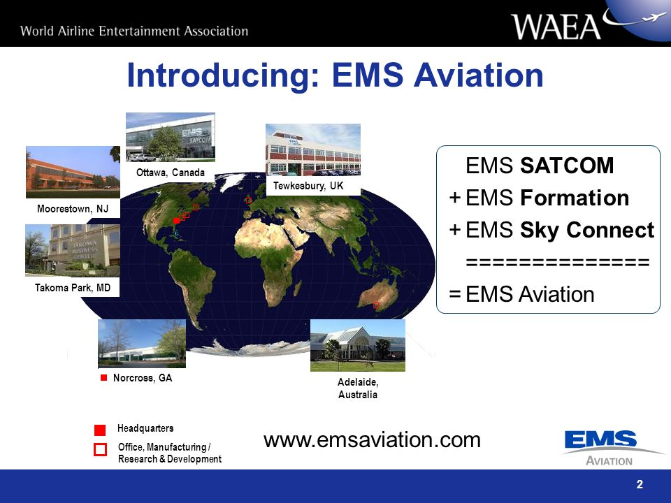 Introducing: EMS Aviation