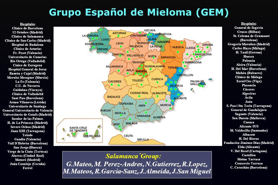 Grupo Español de Mieloma (GEM)