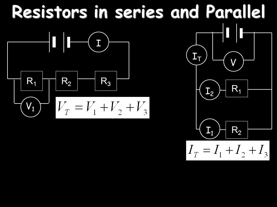 resistors in series and parallel essay Series and parallel resistors resistors are paired together all the time in electronics, usually in either a series or parallel circuit when resistors are combined in series or parallel, they create a total resistance, which can be.