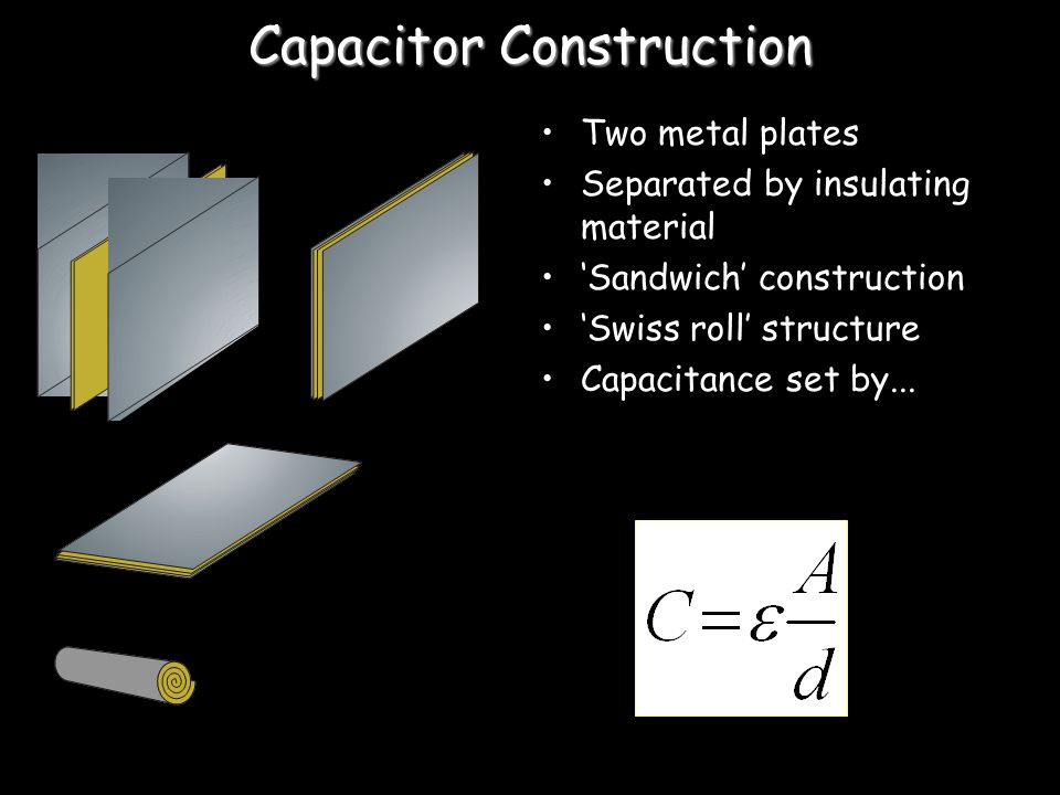 Capacitor Construction