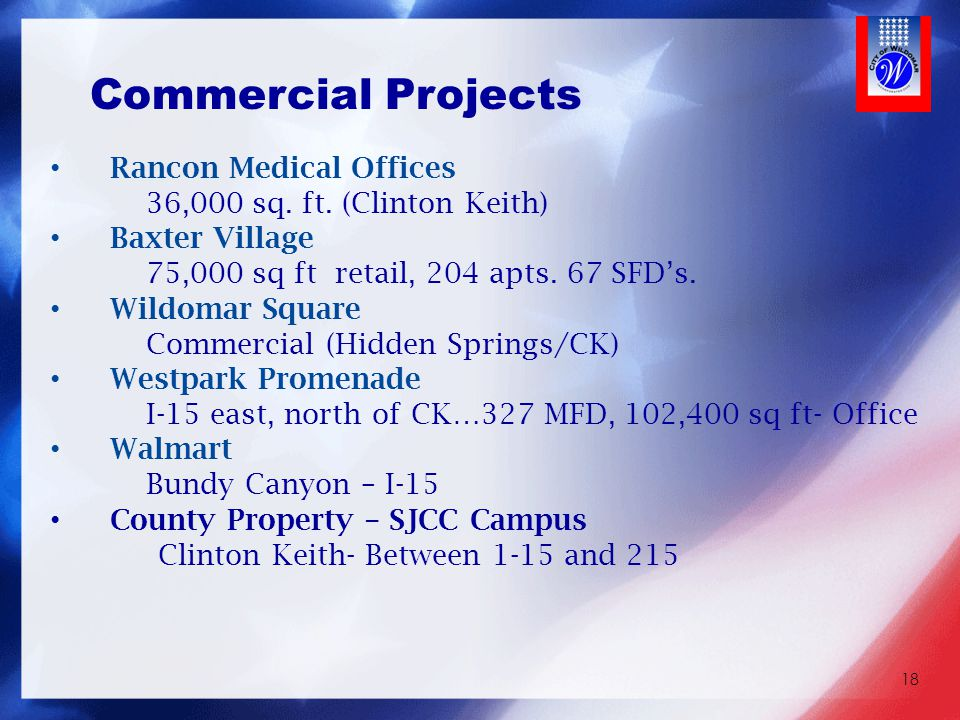 Commercial Projects Rancon Medical Offices