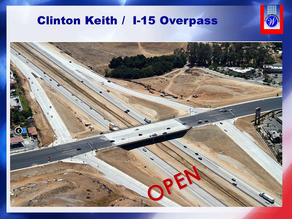 Clinton Keith / I-15 Overpass