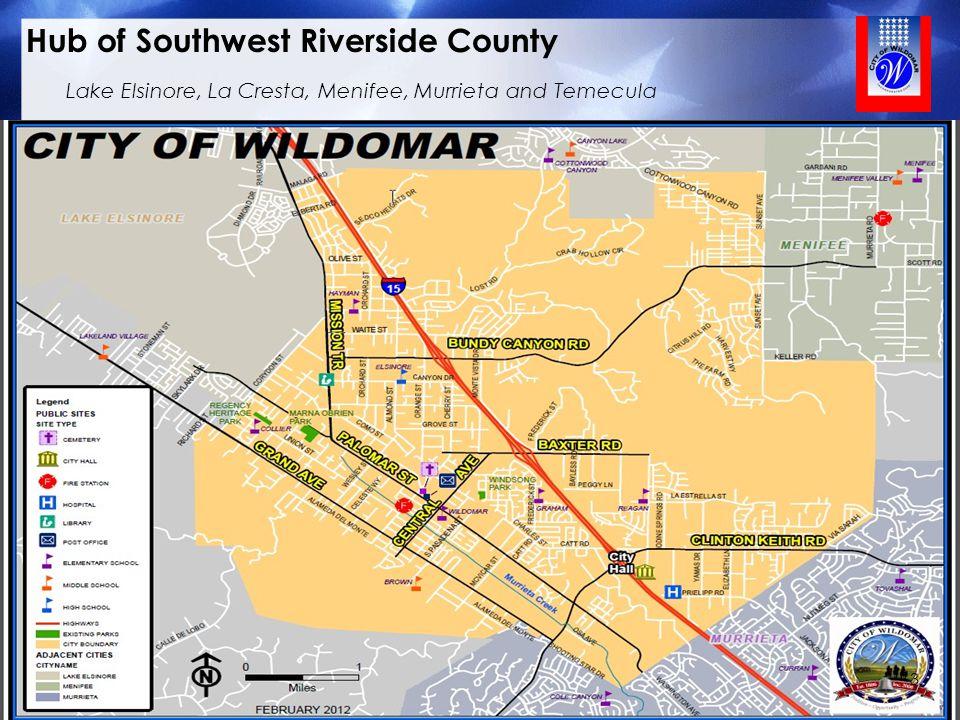 Hub of Southwest Riverside County