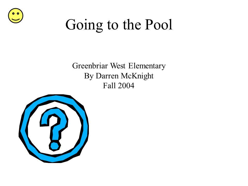 Greenbriar West Elementary