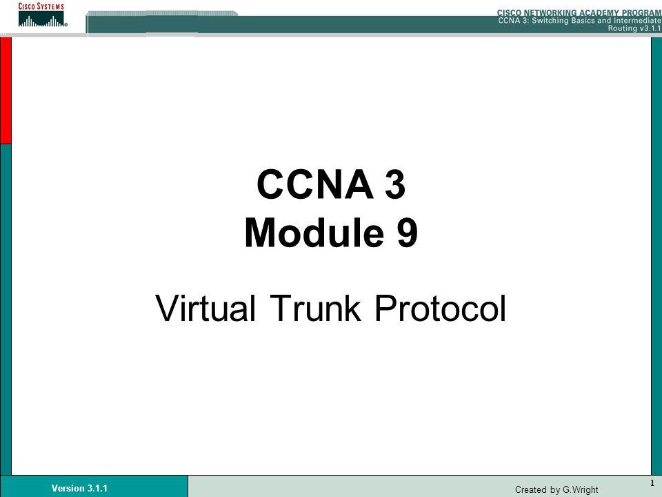 Virtual Trunk Protocol