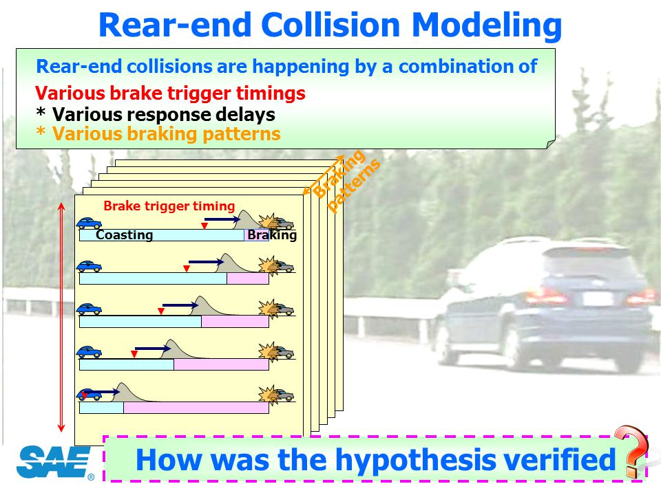 Rear-end Collision Modeling