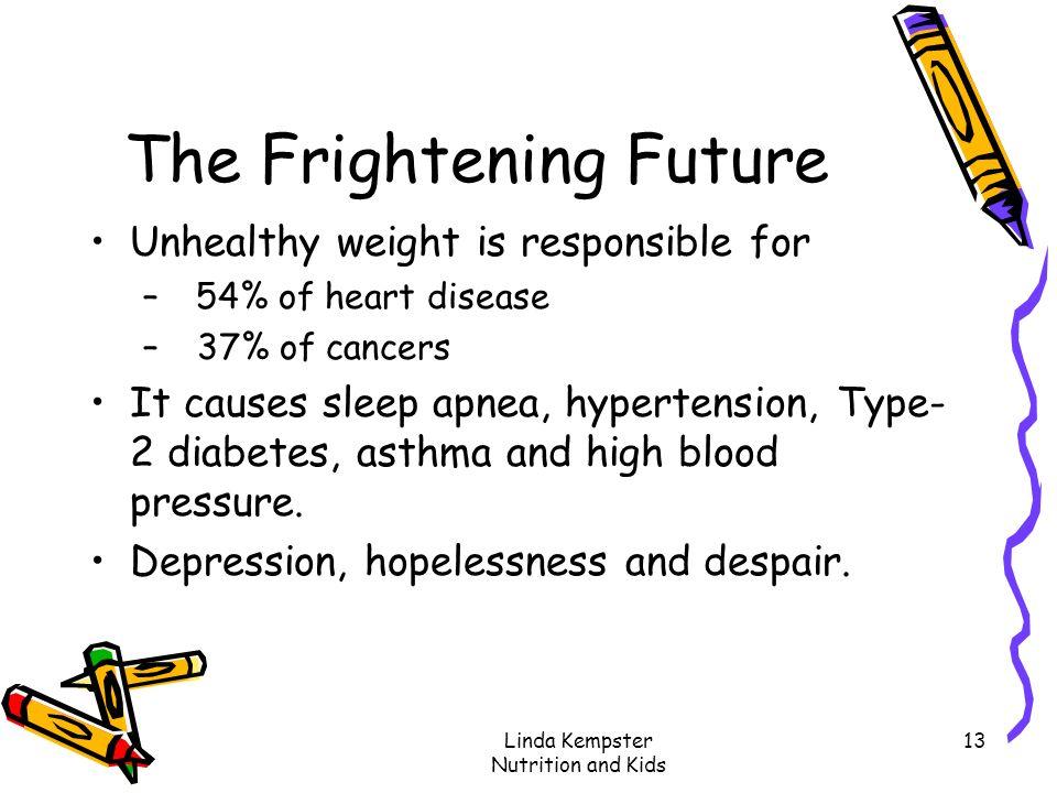 The Frightening Future