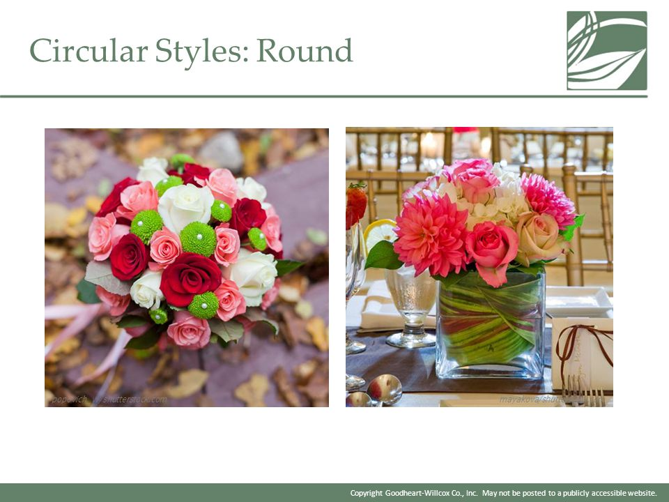 Circular Styles: Round
