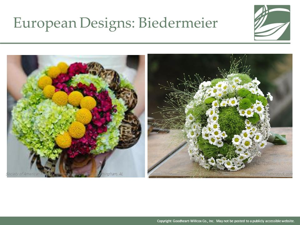 European Designs: Biedermeier