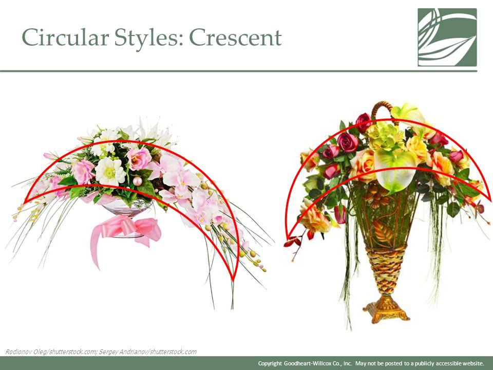 Circular Styles: Crescent