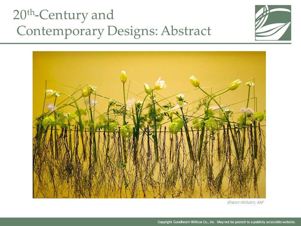 20th-Century and Contemporary Designs: Abstract