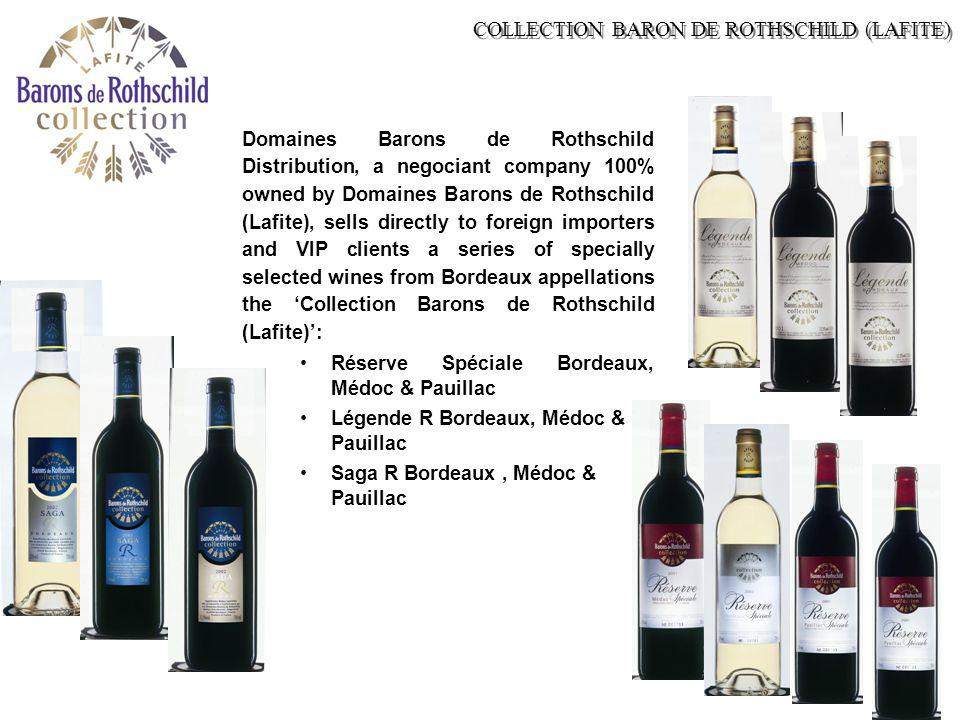 COLLECTION BARON DE ROTHSCHILD (LAFITE)