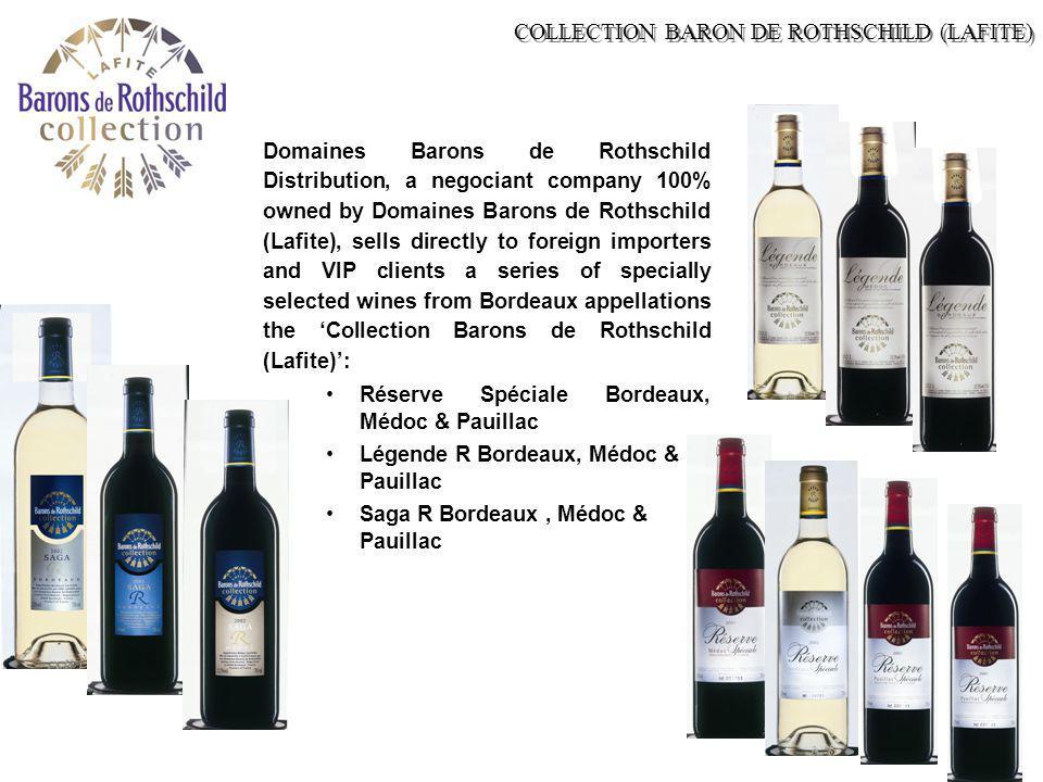 COLLECTION BARON DE ROTHSCHILD (LAFITE)