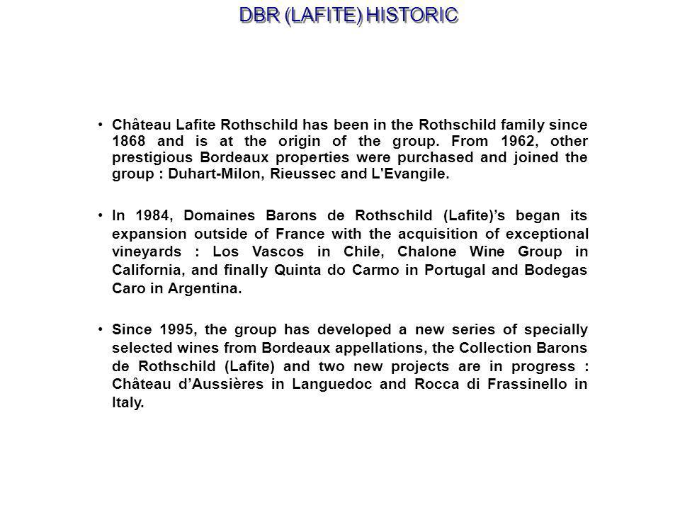DBR (LAFITE) HISTORIC