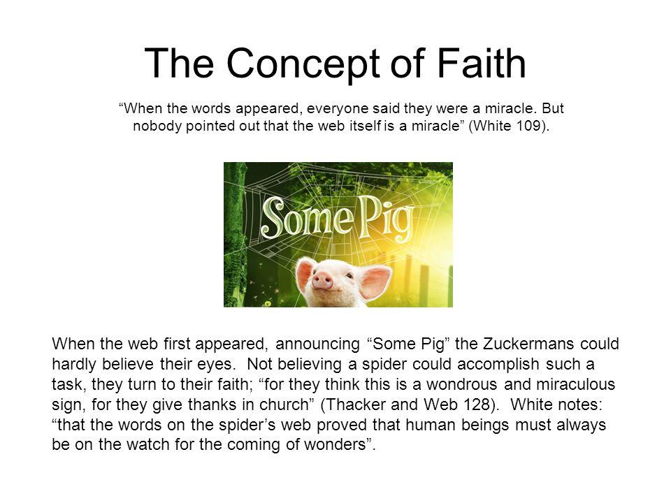 The Concept of Faith