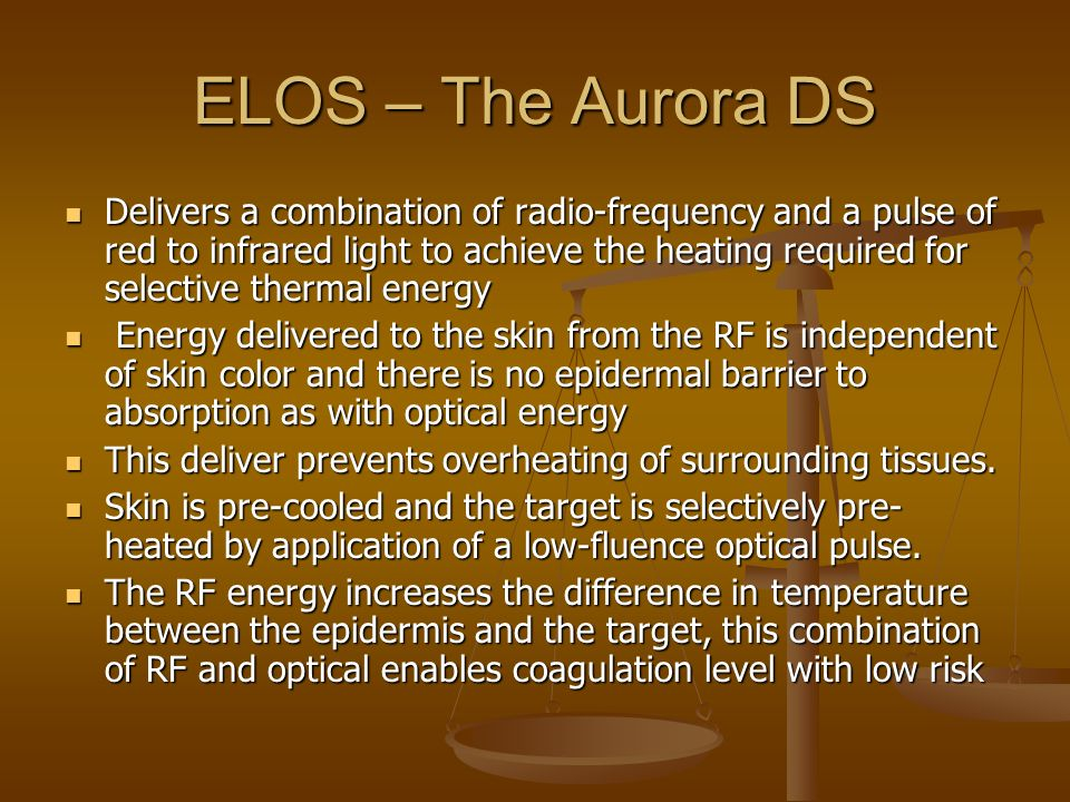 ELOS – The Aurora DS