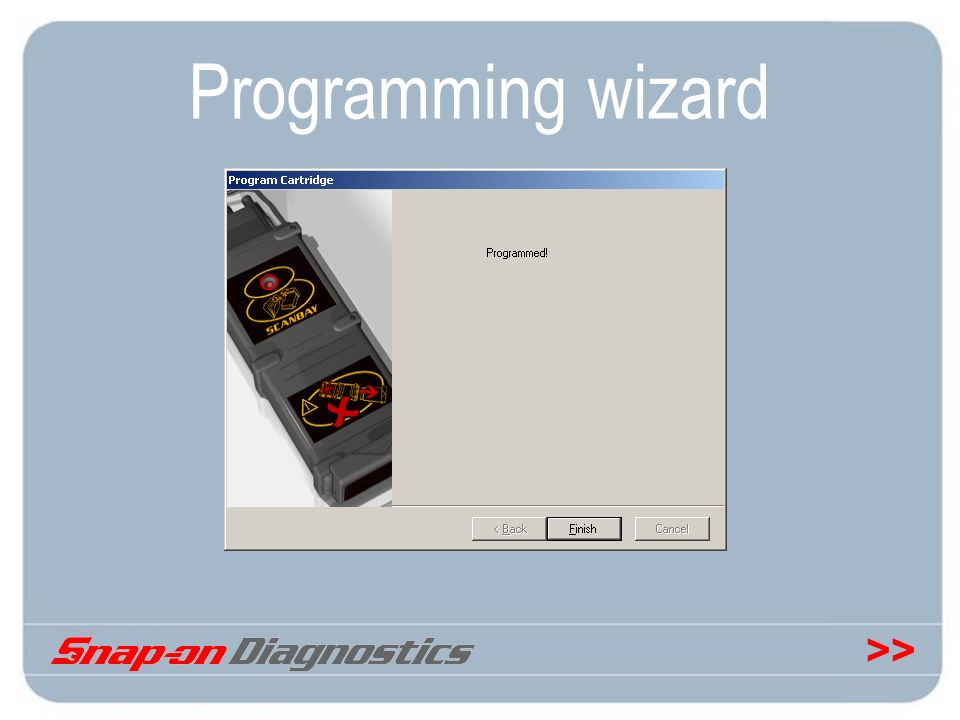 Programming wizard