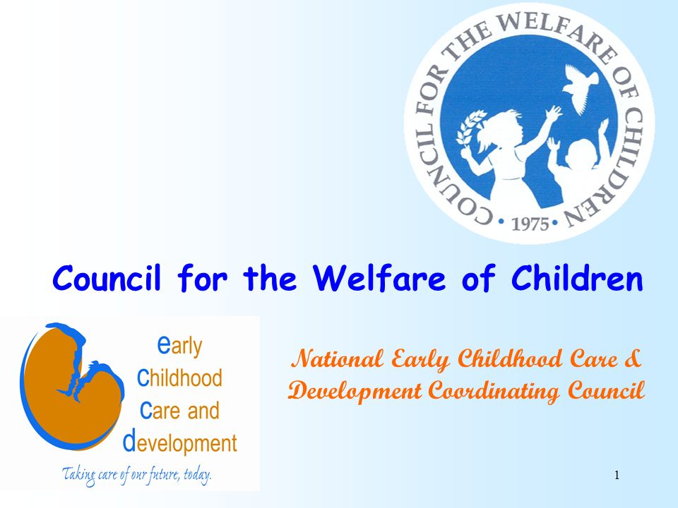 National Early Childhood Care & Development Coordinating Council