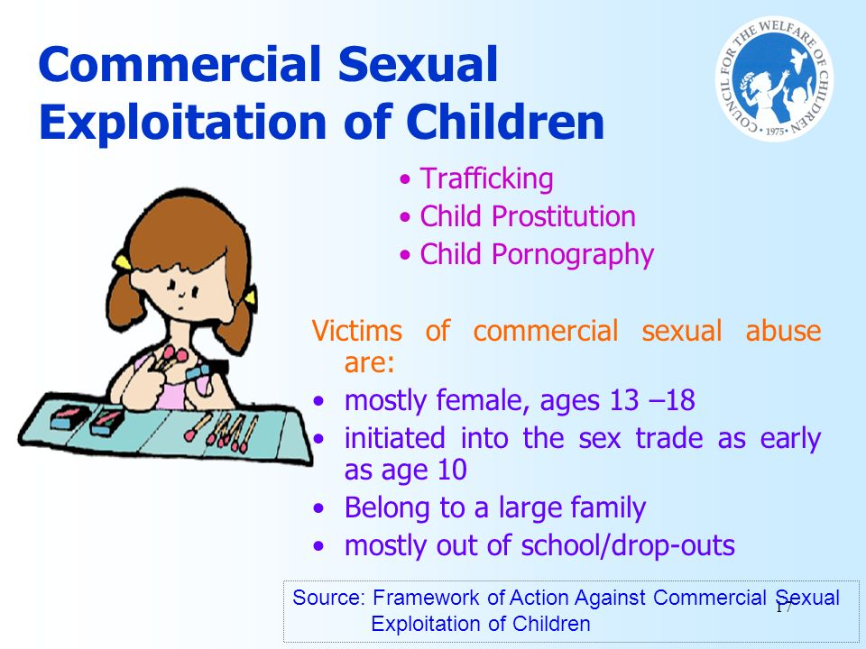 Exploitation of Children