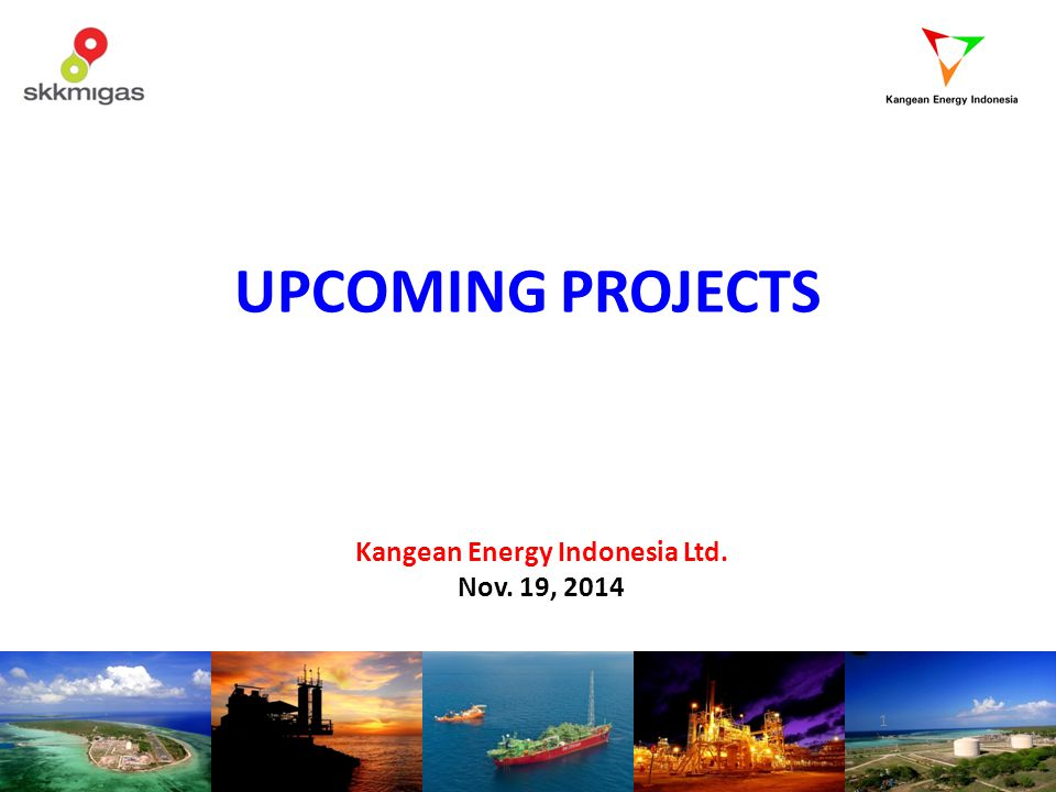 Kangean Energy Indonesia Ltd. Nov. 19, 2014
