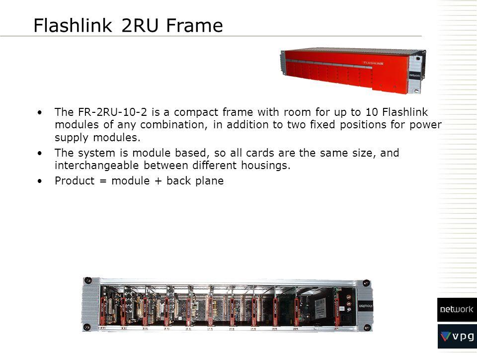 Flashlink 2RU Frame