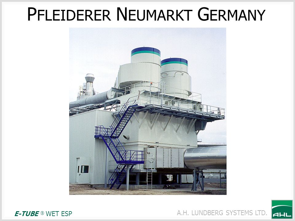 PFLEIDERER NEUMARKT GERMANY