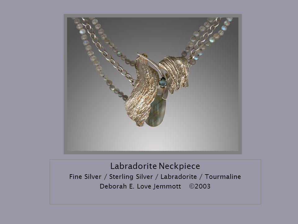 Labradorite Neckpiece