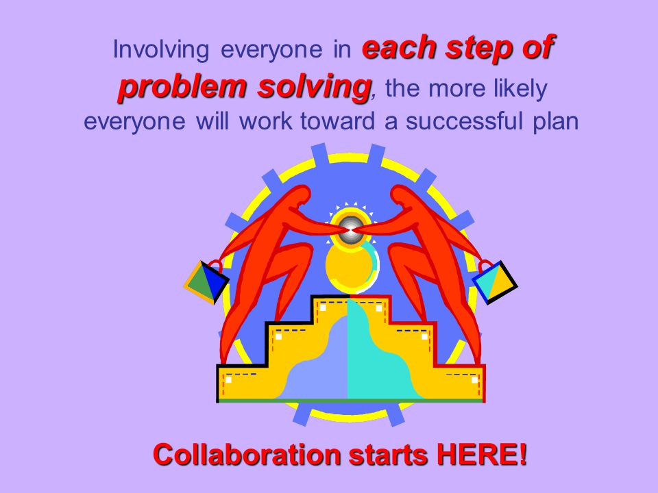 Collaboration starts HERE!
