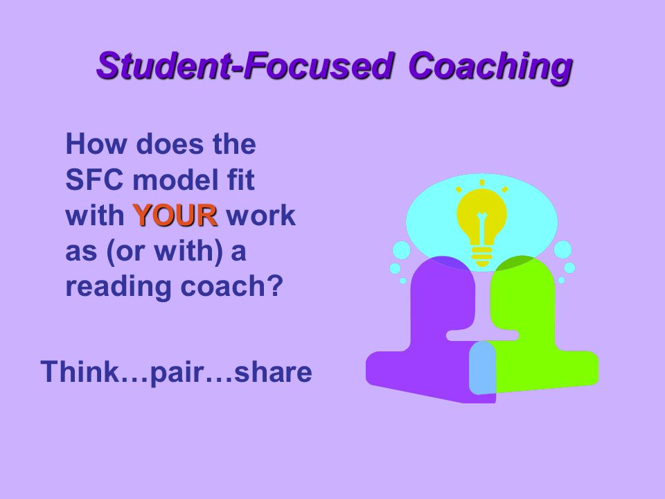 Student-Focused Coaching