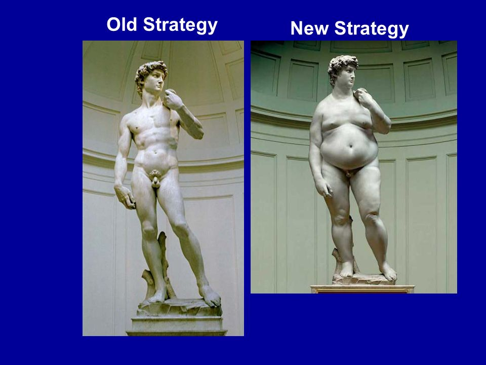 Old Strategy New Strategy