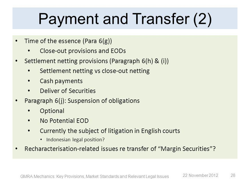 Payment and Transfer (2)