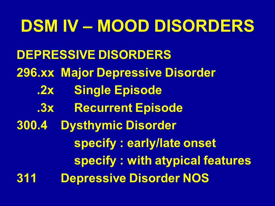 types of depression dysthymia atypical depression What separates atypical depression from other types is that types of depression chronic depression, clinical depression, dysthymia, psychotic depression.