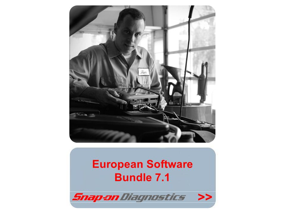 European Software Bundle 7.1