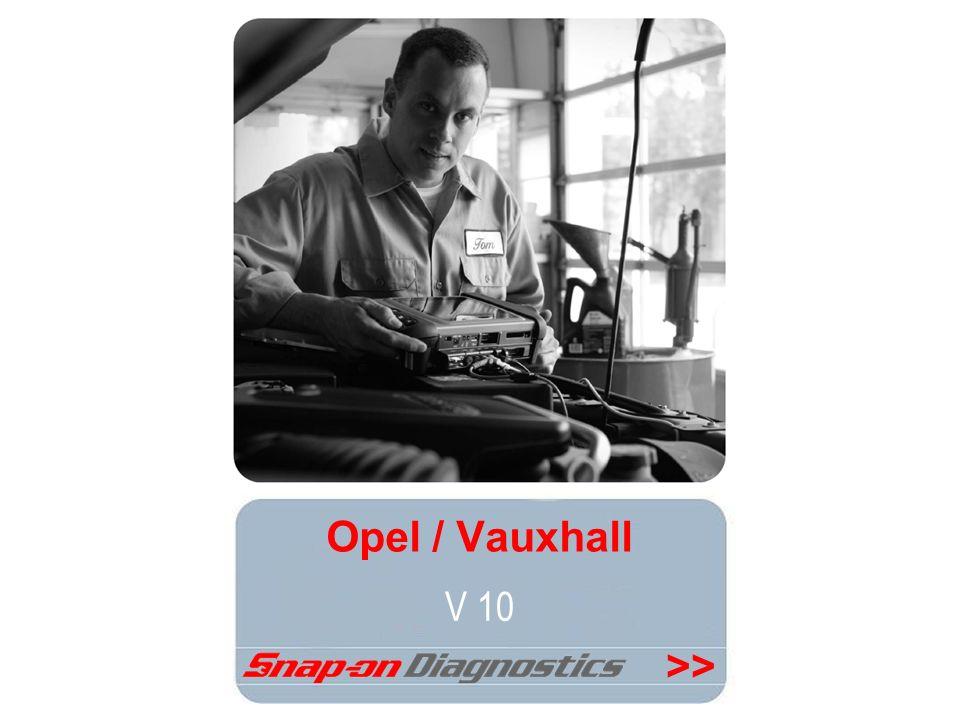 Opel / Vauxhall V 10