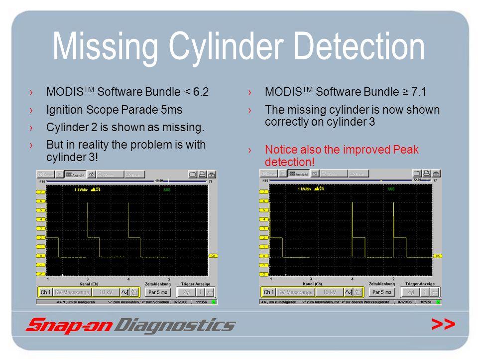 Missing Cylinder Detection